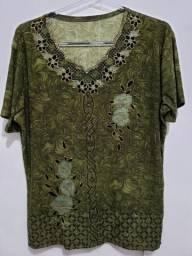 Blusa verde importada