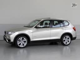 BMW X3 X-Drive 20i 2.0 Turbo 4P Aut. - 2015