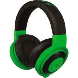 Headset Gamer Kraken Mobile Green