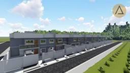 Atlântica imóveis tem excelente casa tipo apartamento para venda no bairro Extensão do Bos