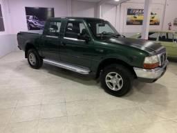 Ford Ranger 2.5 XLT CD 8V 4X4 TURBO MANUAL 4P - 2001