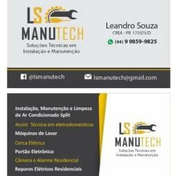 Ls-Manutech-Serviços técnicos em Instalação e Manutenção