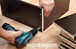 Montador de móveis e pequenos reparos