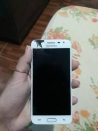 Vendo celular J5 prime (funciona perfeitamente) Por 150 reais em Sena Madureira