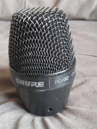 IMPERDÍVEL Microfone shure PGA52