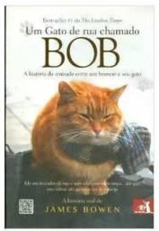 Livro Um Gato De Rua Chamado Bob - James Bowen