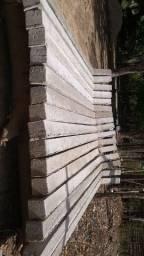 Estacas de cimento de ótima qualidade