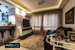 Apartamento com 2 dormitórios para alugar, 66 m² por R$ 3.000,00/mês - Petrópolis - Porto