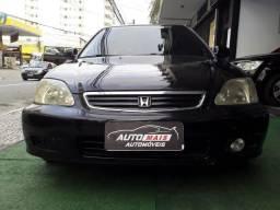 Honda Civic 2000 completo Abaixo da Tabela!!