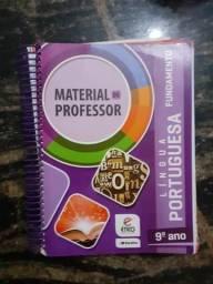 Livro Material Do Professor Língua Portuguesa 9° Ano