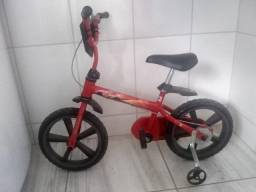 Bicicleta infantil. Aro 16