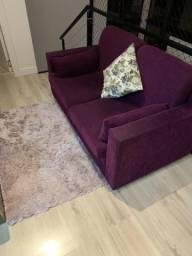 Sofá - Cama e tapete