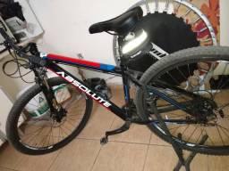 Leia a descrição, mountain bike nero 29