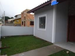 Ingleses-SC - Linda Casa Individual Térreo Com 2 Dormitórios!CA008