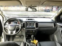 Ranger XLT 3.2 diesel só 25 mil km automatica - 2017