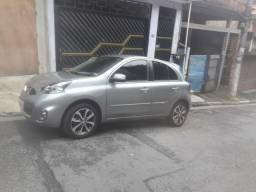 Nissan march 1.6 sl completo - 2016