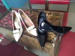 Brechó de sapatos scarpin