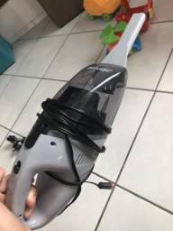 Aspirador Pó Portátil Para Carro Com Filtro 60watt 12volts