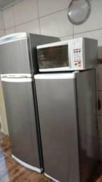 Decoração de geladeira envelopadas