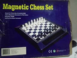 Xadrez magnético ( leia o anúncio)