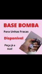 Base bomba pra unhas fracas