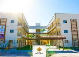 Excelentes apartamentos novos, 2 quartos com varanda, Massagueira. Litoral Sul, AL
