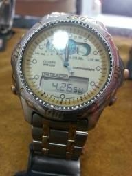 Relógio citizen c220 natulite comprar usado  Nilópolis