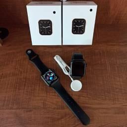 Smartwatch Iwo W46 Relógio Watchface Personalizável 44mm Original