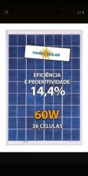 Placa solar off grid