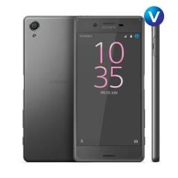 Sony Xperia X Dual SIM 64 GB Preto-grafite 3 GB Ram - Vitrine