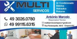 Multi Serviços - Contrata Técnico em Manutenção