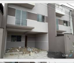 Vendo -geminado novo 130 m2, 4 quartos,  R$ 367.000,00 próximo milium iririu