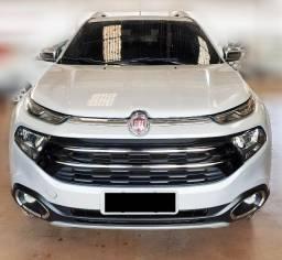 Fiat Toro Volcano 2017, 4x4 Diesel, Prata