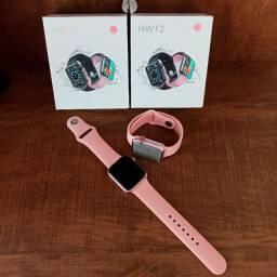 Smartwatch Hw12 Série 6 Tela Infinita | Lançamento! Original
