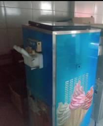 Máquina de sorvete expresso italiana Carpeggiani TRE B