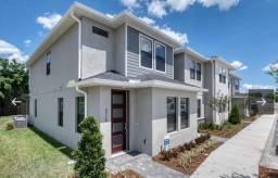 Casa geminada em Orlando,FL