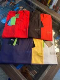 Camisetas Peruanas 35.00 sem Elastano