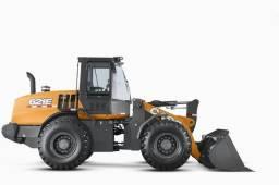 Pá Carregadeira Case 621E Peso Operacional 12.004 kg 2021