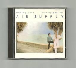 Título do anúncio: Cd - Air Supply - Making Love...the Very Best Of - Usado