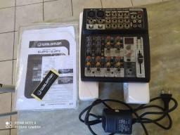 Mesa de som digital WALDMAN novíssima