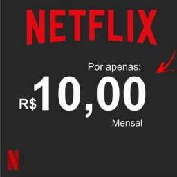 Título do anúncio: Netiflix 10 reais