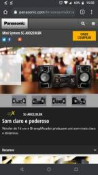 Sc- AKX220LBK Panasonic