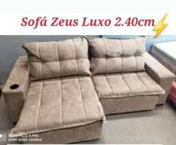 Título do anúncio: sofa sofa - retratil e reclinavel - mega promoçao !!!