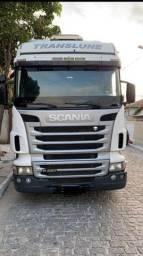 Scania R420, 6x2, Highline, 2011