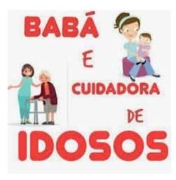 Cuidadora Crianças e Idosos