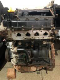 Motor clio 1.0 16v / Motor peugeot 206 1.0 16v (baixado) gasolina