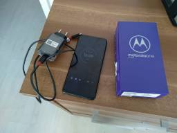 Motorola One Hyper 128GB, Tela Total Vision 6.5?, Câmera Traseira Dupla<br><br>