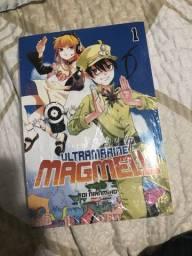 Ultramarine Magmell 1 Novo Manga