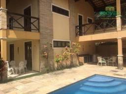 Casa duplex com 4 dormitórios à venda, 300 m² por R$ 850.000 - Porto das Dunas - Aquiraz/C