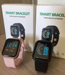 Título do anúncio: Y68 SmartWatch Relógio Inteligente